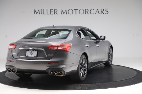 New 2019 Maserati Ghibli SQ4 GranSport for sale $100,695 at Bentley Greenwich in Greenwich CT 06830 7