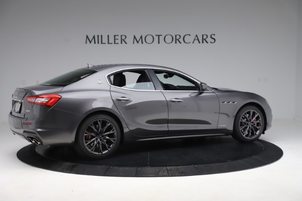 New 2019 Maserati Ghibli SQ4 GranSport for sale $100,695 at Bentley Greenwich in Greenwich CT 06830 8
