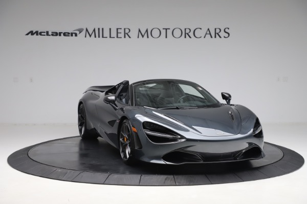 New 2020 McLaren 720S Spider Performance for sale $384,930 at Bentley Greenwich in Greenwich CT 06830 10