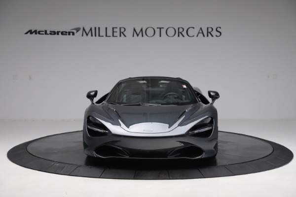 New 2020 McLaren 720S Spider Performance for sale $384,930 at Bentley Greenwich in Greenwich CT 06830 11