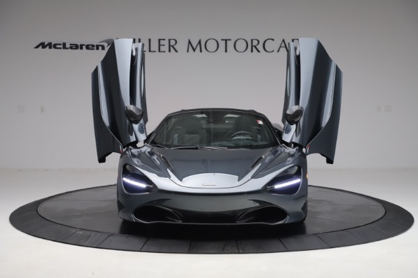 New 2020 McLaren 720S Spider Performance for sale $384,930 at Bentley Greenwich in Greenwich CT 06830 12