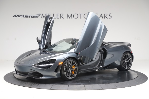 New 2020 McLaren 720S Spider Performance for sale $384,930 at Bentley Greenwich in Greenwich CT 06830 13