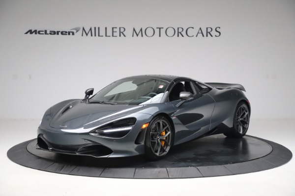 New 2020 McLaren 720S Spider Performance for sale $384,930 at Bentley Greenwich in Greenwich CT 06830 14
