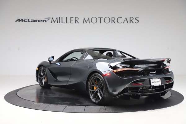 New 2020 McLaren 720S Spider Performance for sale $384,930 at Bentley Greenwich in Greenwich CT 06830 16