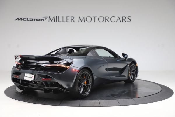 New 2020 McLaren 720S Spider Performance for sale $384,930 at Bentley Greenwich in Greenwich CT 06830 18