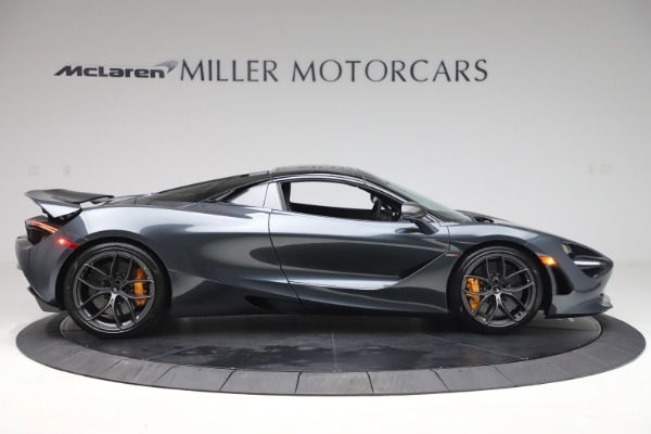 New 2020 McLaren 720S Spider Performance for sale $384,930 at Bentley Greenwich in Greenwich CT 06830 19