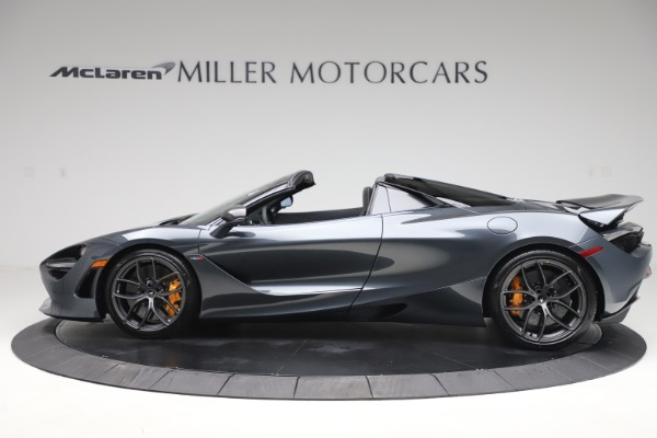 New 2020 McLaren 720S Spider Performance for sale $384,930 at Bentley Greenwich in Greenwich CT 06830 2