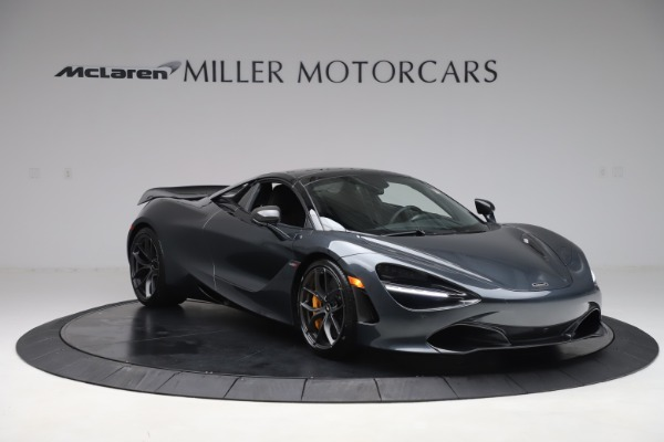 New 2020 McLaren 720S Spider Performance for sale $384,930 at Bentley Greenwich in Greenwich CT 06830 20