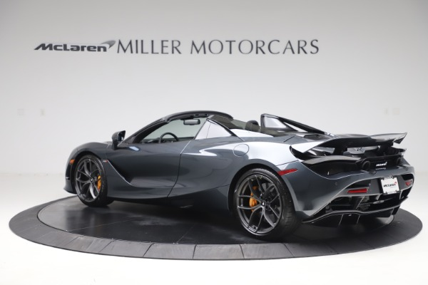 New 2020 McLaren 720S Spider Performance for sale $384,930 at Bentley Greenwich in Greenwich CT 06830 3