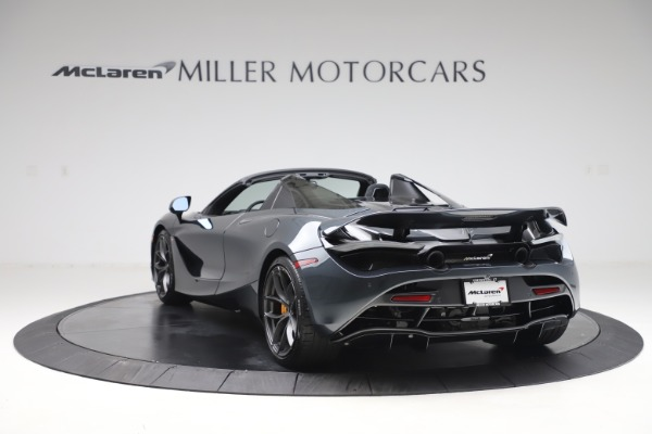 New 2020 McLaren 720S Spider Performance for sale $384,930 at Bentley Greenwich in Greenwich CT 06830 4