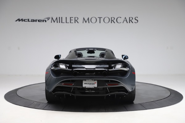 New 2020 McLaren 720S Spider Performance for sale $384,930 at Bentley Greenwich in Greenwich CT 06830 5