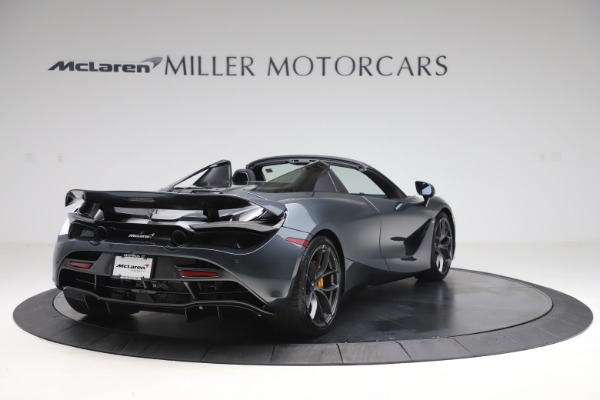 New 2020 McLaren 720S Spider Performance for sale $384,930 at Bentley Greenwich in Greenwich CT 06830 6