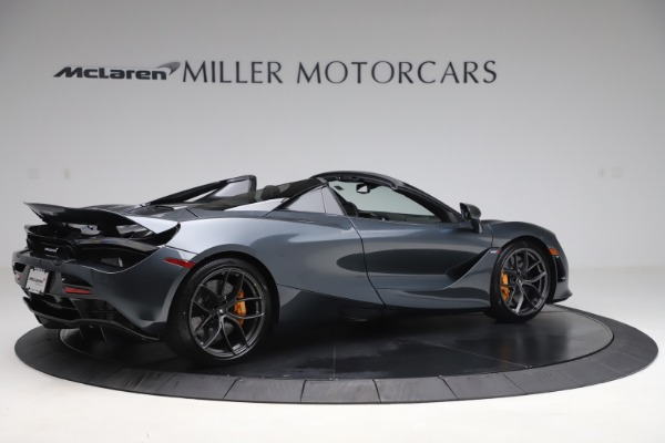 New 2020 McLaren 720S Spider Performance for sale $384,930 at Bentley Greenwich in Greenwich CT 06830 7