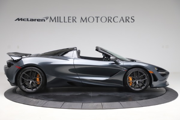 New 2020 McLaren 720S Spider Performance for sale $384,930 at Bentley Greenwich in Greenwich CT 06830 8