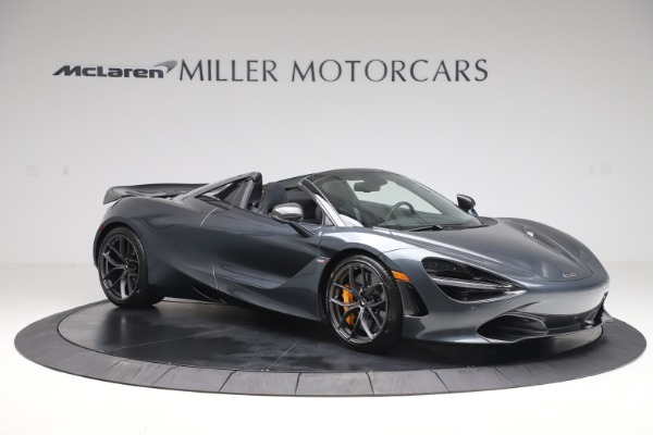 New 2020 McLaren 720S Spider Performance for sale $384,930 at Bentley Greenwich in Greenwich CT 06830 9