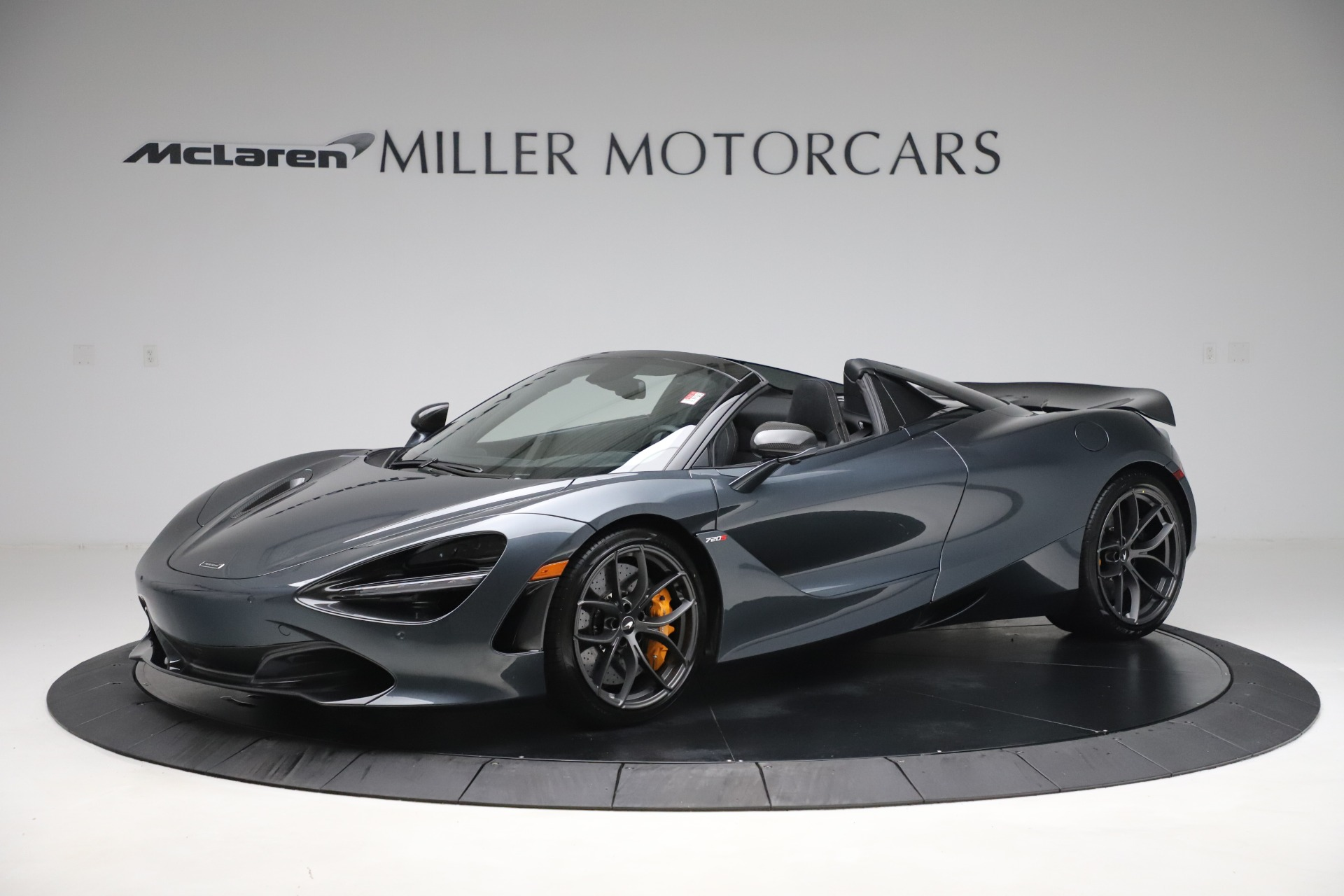 New 2020 McLaren 720S Spider Performance for sale $384,930 at Bentley Greenwich in Greenwich CT 06830 1