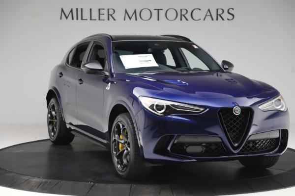New 2020 Alfa Romeo Stelvio Quadrifoglio for sale Sold at Bentley Greenwich in Greenwich CT 06830 11