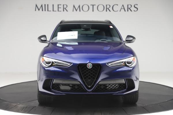 New 2020 Alfa Romeo Stelvio Quadrifoglio for sale Sold at Bentley Greenwich in Greenwich CT 06830 12