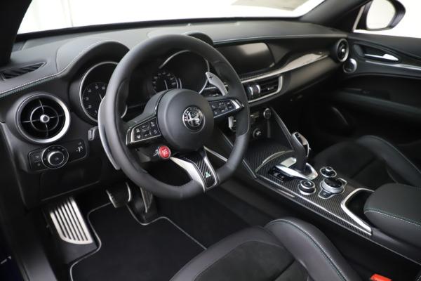 New 2020 Alfa Romeo Stelvio Quadrifoglio for sale Sold at Bentley Greenwich in Greenwich CT 06830 13
