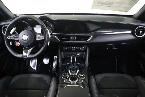 New 2020 Alfa Romeo Stelvio Quadrifoglio for sale Sold at Bentley Greenwich in Greenwich CT 06830 16