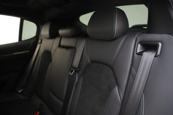New 2020 Alfa Romeo Stelvio Quadrifoglio for sale Sold at Bentley Greenwich in Greenwich CT 06830 18