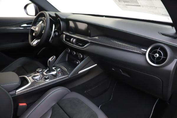 New 2020 Alfa Romeo Stelvio Quadrifoglio for sale Sold at Bentley Greenwich in Greenwich CT 06830 22