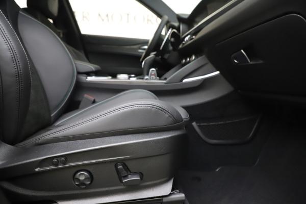 New 2020 Alfa Romeo Stelvio Quadrifoglio for sale Sold at Bentley Greenwich in Greenwich CT 06830 23