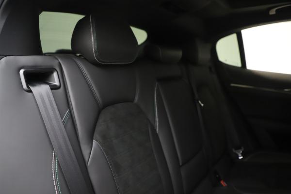 New 2020 Alfa Romeo Stelvio Quadrifoglio for sale Sold at Bentley Greenwich in Greenwich CT 06830 26
