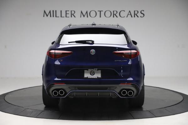 New 2020 Alfa Romeo Stelvio Quadrifoglio for sale Sold at Bentley Greenwich in Greenwich CT 06830 6