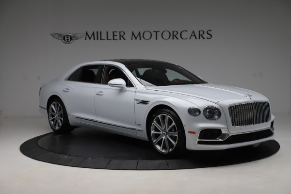 New 2020 Bentley Flying Spur W12 for sale $277,790 at Bentley Greenwich in Greenwich CT 06830 11