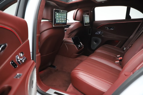 New 2020 Bentley Flying Spur W12 for sale $277,790 at Bentley Greenwich in Greenwich CT 06830 27