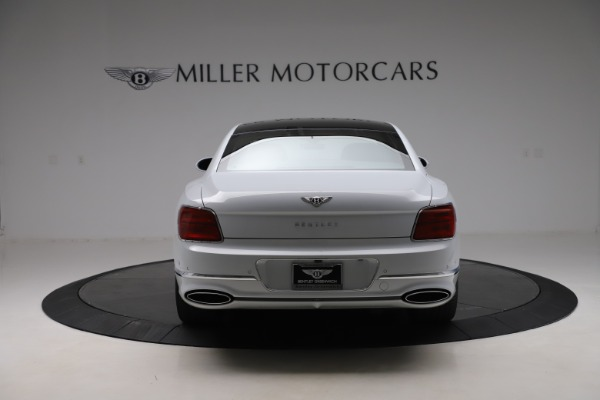 Used 2020 Bentley Flying Spur W12 for sale $259,900 at Bentley Greenwich in Greenwich CT 06830 6