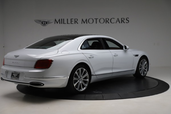 New 2020 Bentley Flying Spur W12 for sale $277,790 at Bentley Greenwich in Greenwich CT 06830 8