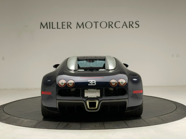 Used 2008 Bugatti Veyron 16.4 for sale Call for price at Bentley Greenwich in Greenwich CT 06830 10