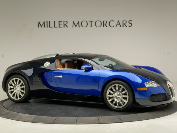Used 2008 Bugatti Veyron 16.4 Base for sale Call for price at Bentley Greenwich in Greenwich CT 06830 11
