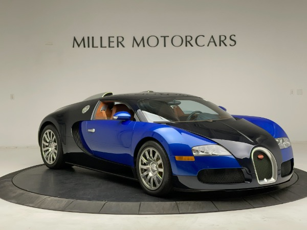 Used 2008 Bugatti Veyron 16.4 Base for sale Call for price at Bentley Greenwich in Greenwich CT 06830 12