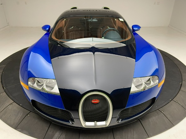 Used 2008 Bugatti Veyron 16.4 Base for sale Call for price at Bentley Greenwich in Greenwich CT 06830 14