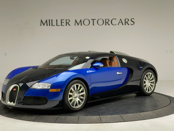 Used 2008 Bugatti Veyron 16.4 for sale Call for price at Bentley Greenwich in Greenwich CT 06830 2