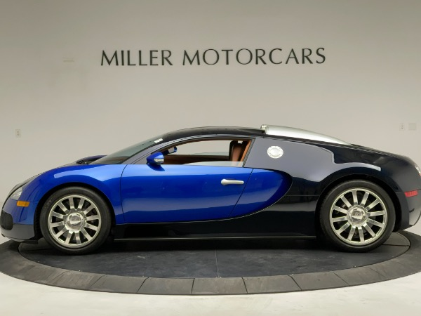 Used 2008 Bugatti Veyron 16.4 Base for sale Call for price at Bentley Greenwich in Greenwich CT 06830 4