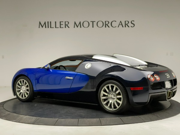 Used 2008 Bugatti Veyron 16.4 Base for sale Call for price at Bentley Greenwich in Greenwich CT 06830 5