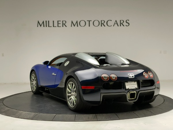 Used 2008 Bugatti Veyron 16.4 for sale Call for price at Bentley Greenwich in Greenwich CT 06830 6