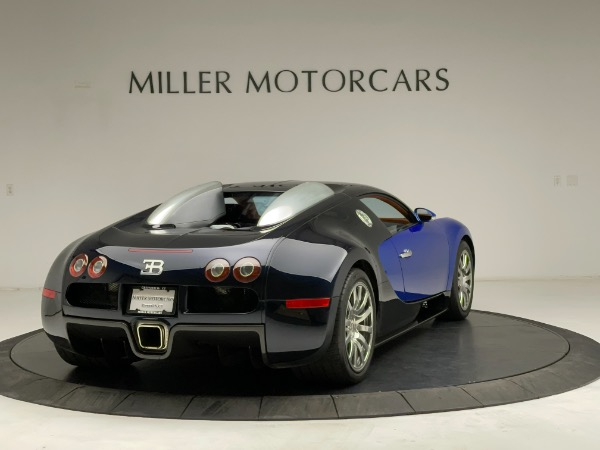 Used 2008 Bugatti Veyron 16.4 Base for sale Call for price at Bentley Greenwich in Greenwich CT 06830 7