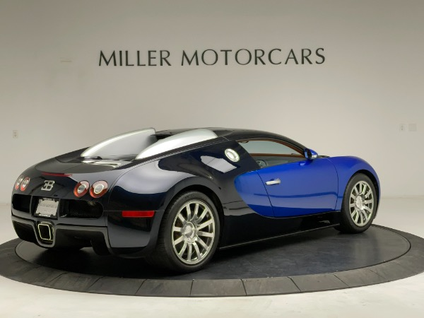 Used 2008 Bugatti Veyron 16.4 Base for sale Call for price at Bentley Greenwich in Greenwich CT 06830 8