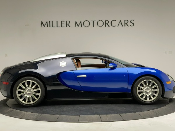 Used 2008 Bugatti Veyron 16.4 for sale Call for price at Bentley Greenwich in Greenwich CT 06830 9