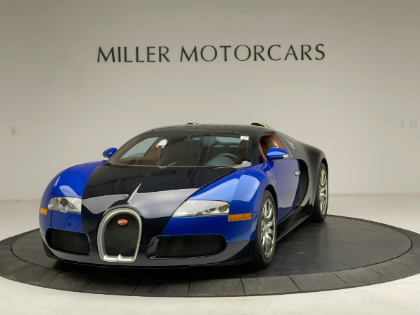 Used 2008 Bugatti Veyron 16.4 Base for sale Call for price at Bentley Greenwich in Greenwich CT 06830 1