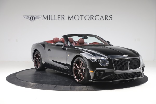 New 2020 Bentley Continental GTC Number 1 Edition for sale Sold at Bentley Greenwich in Greenwich CT 06830 11