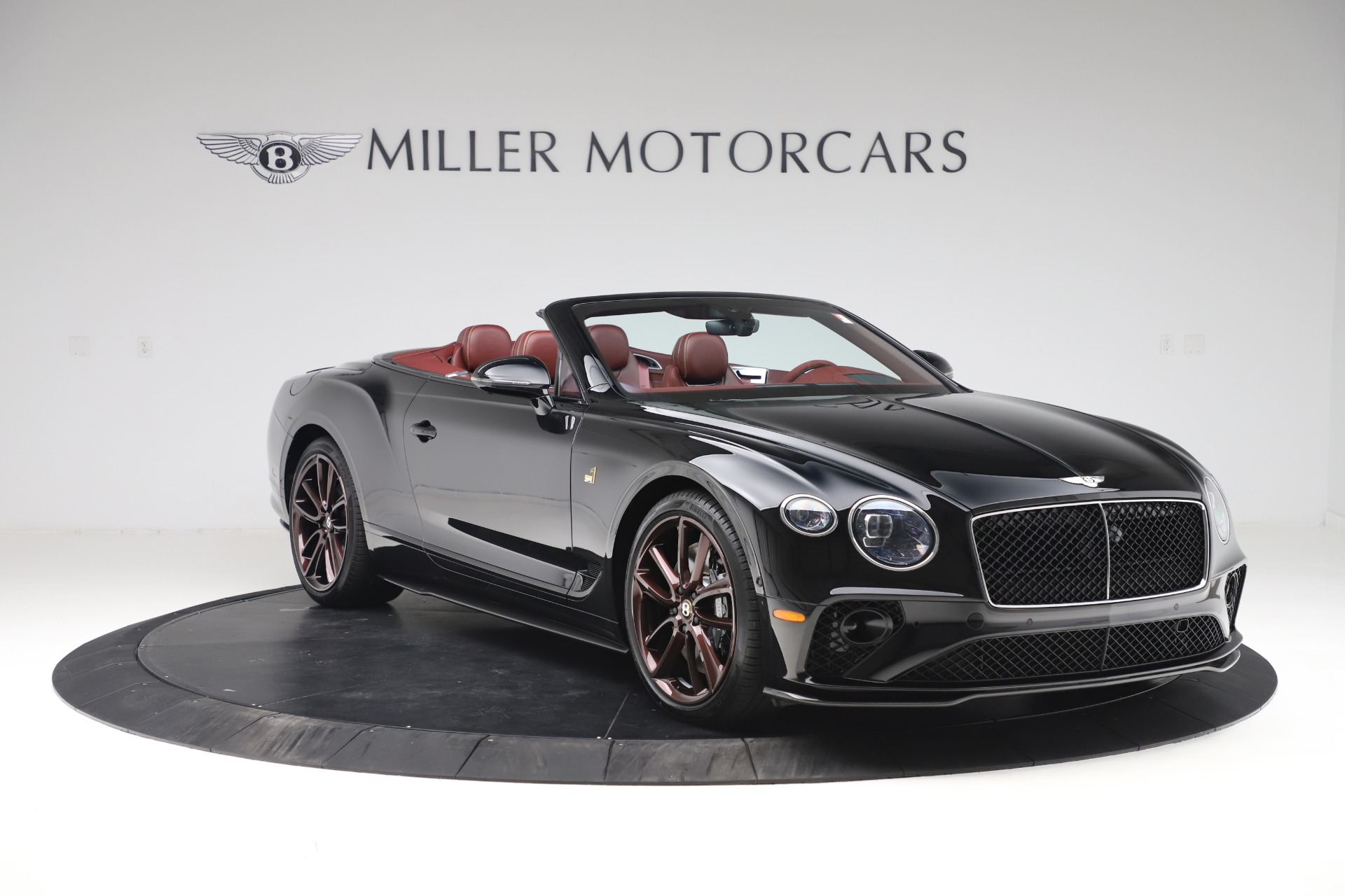 New 2020 Bentley Continental Gtc Number 1 Edition For Sale Special Pricing Bentley Greenwich Stock B1490