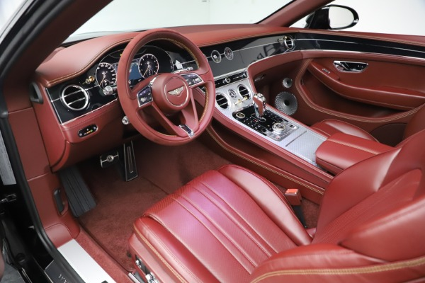 New 2020 Bentley Continental GTC Number 1 Edition for sale Sold at Bentley Greenwich in Greenwich CT 06830 26