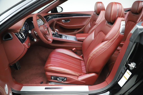 New 2020 Bentley Continental GTC Number 1 Edition for sale Sold at Bentley Greenwich in Greenwich CT 06830 27