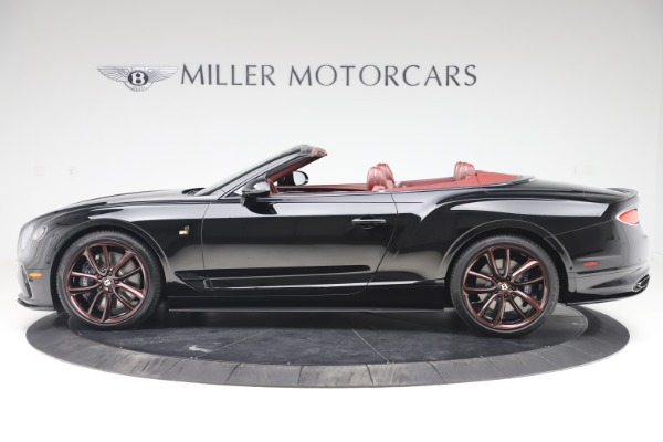New 2020 Bentley Continental GTC Number 1 Edition for sale Sold at Bentley Greenwich in Greenwich CT 06830 3
